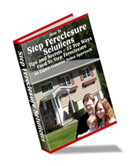 New - Stop Foreclosure Solutions EBook Package